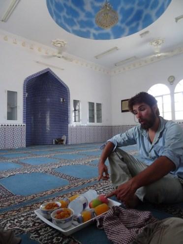 Happy mosquée !