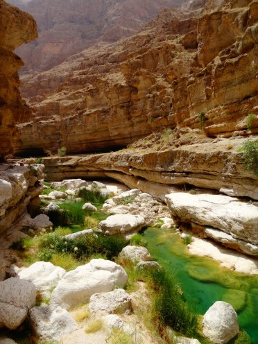 Le Wadi Shab