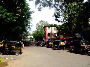 Petite rue de Bombai