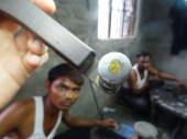 Inde - Le polissage de diamants du Gujerat