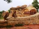Inde - Le palais des singes