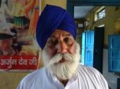 Inde : Sikh en tenue traditionelle