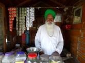 Inde - Sikh en tenue tradi