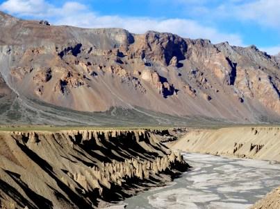 Erosion cappadocienne