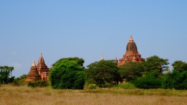 Première vue sur la cité aux mille temples