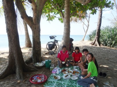 Picnic à la thaïe