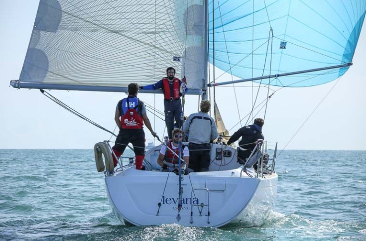 UK Sails 8 Levana 1358