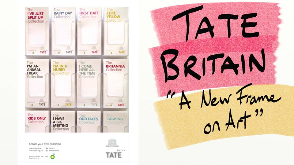 Tate Britain alternative museum tours