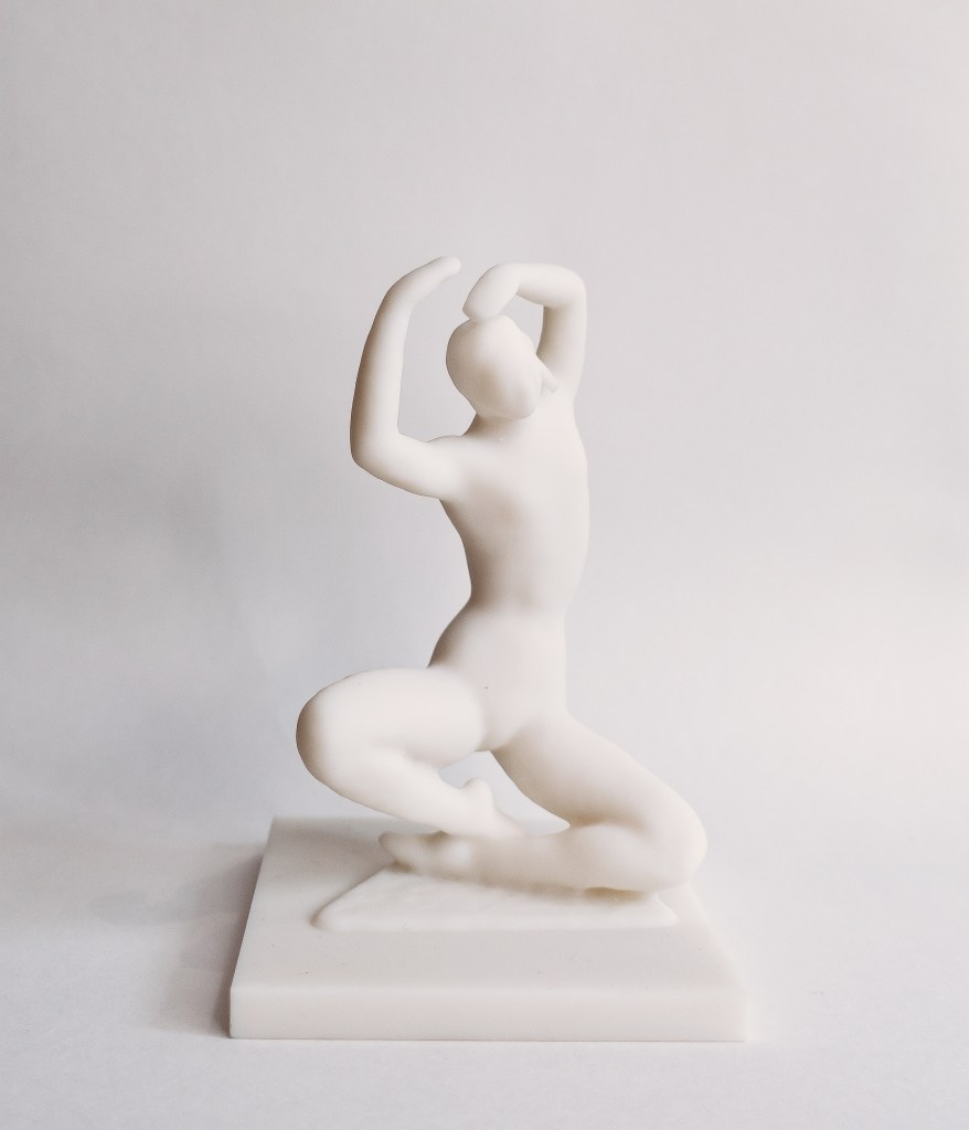 Dorich House 3D Printed Sculpture Handling Collection Museum Gallery