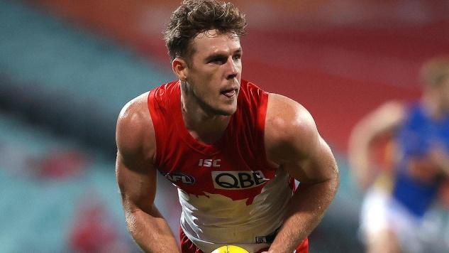 2021 Sydney Best & Fairest: Luke Parker