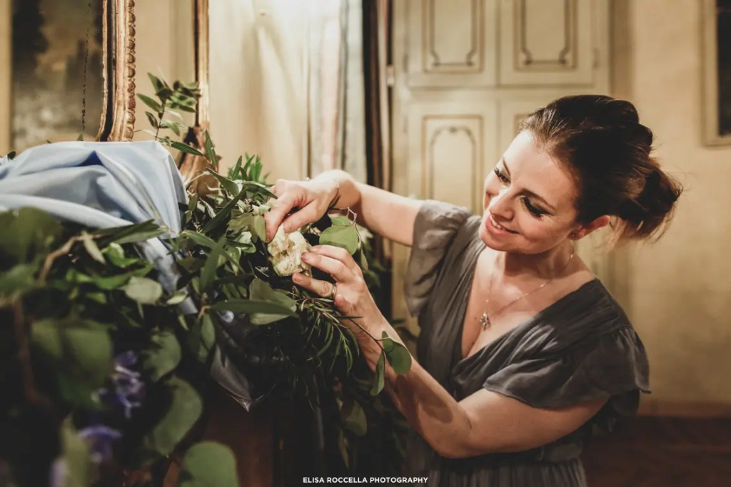 wedding planner francesca ceresa flower design
