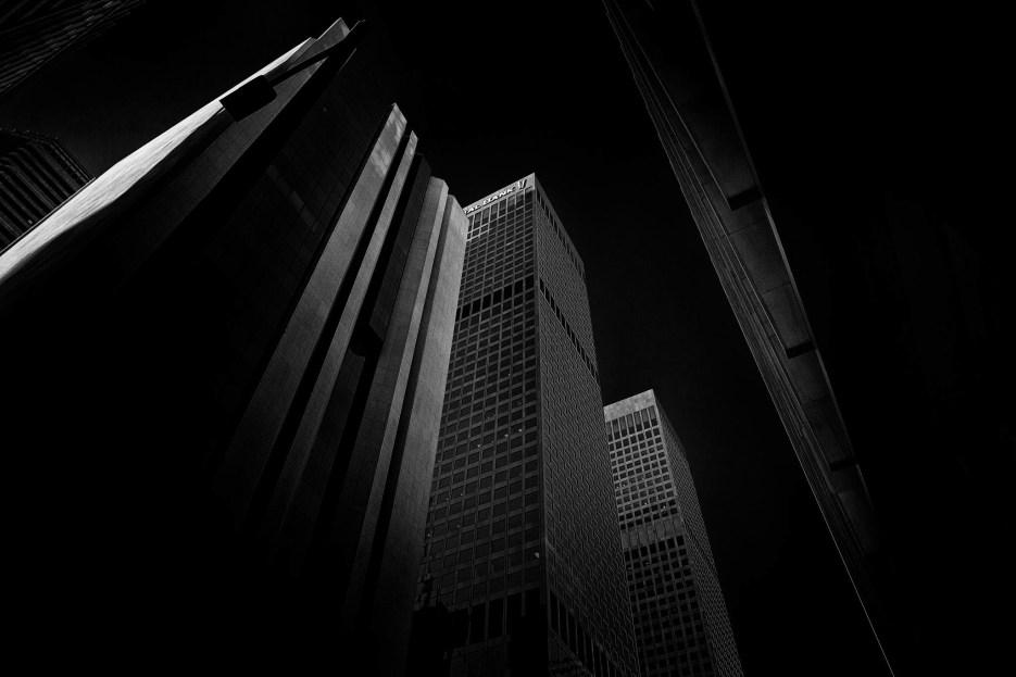Downtown L.A. noir