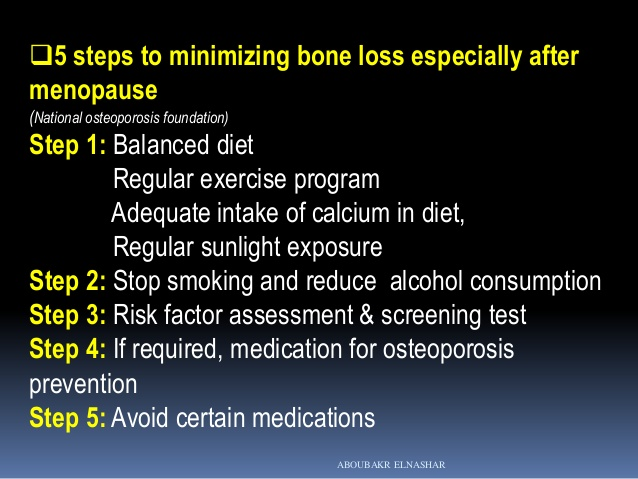 Osteoporosis Awareness Month