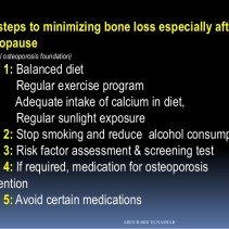 Osteoporosis Awareness Month