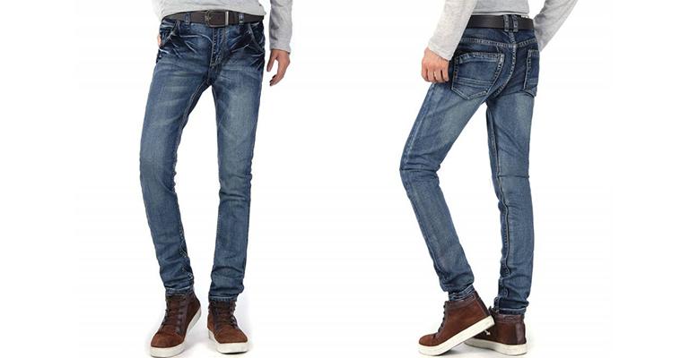 ожоговом правильно сидят мужские джинсы фото первом снимке