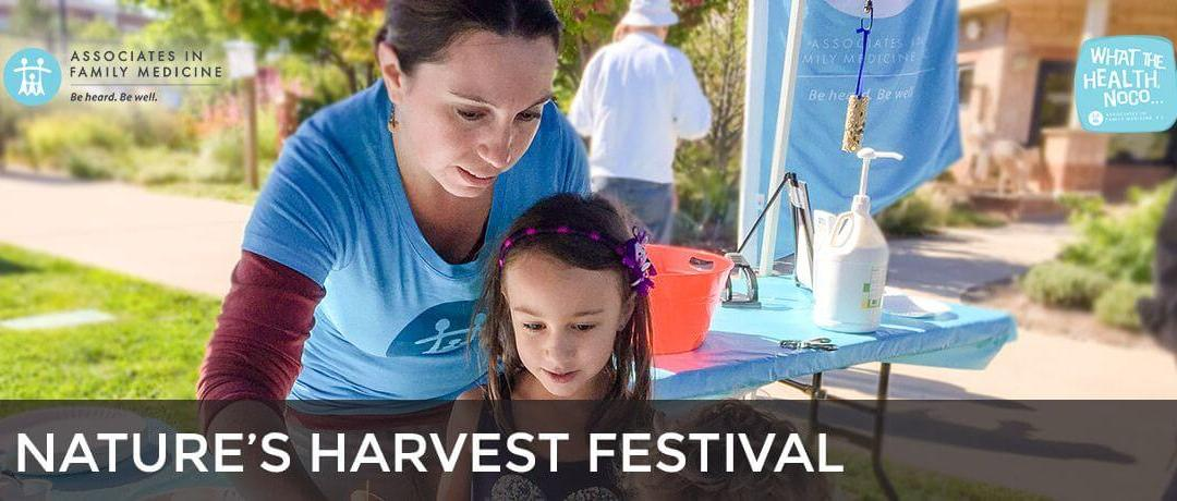 A Kick Start to Fall at Nature's Harvest Fest