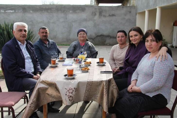Qənirə Paşayeva Tovuzda sakinlərin qayğı və problemləri ilə maraqlanıb-