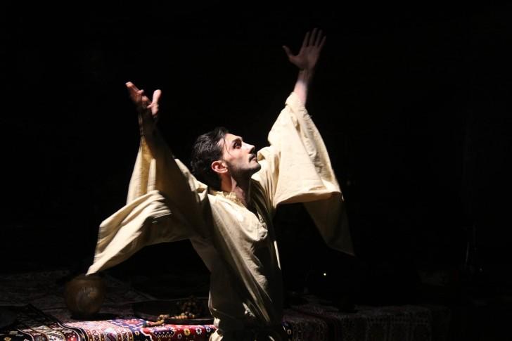 """""""Nəsimi dünyası"""" adlı ustad Nəsimiyə həsr olunmuş gecə böyük maraqla və alqışlarla qarşılandı"""