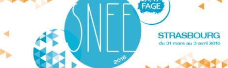 Séminaire National des Élus Étudiants 2016
