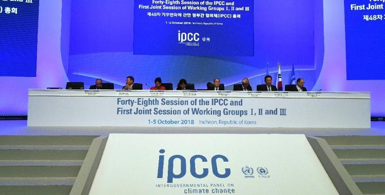 Rapport du GIEC 2018 : les conséquences du changement climatique