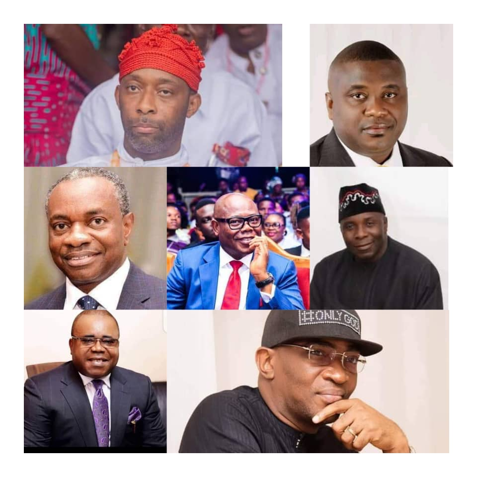 Akwa Ibom 2023 Hopefuls