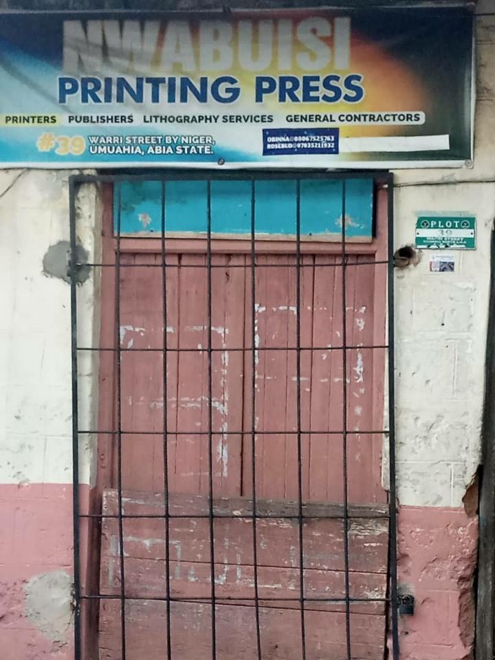 Obinna worked here.