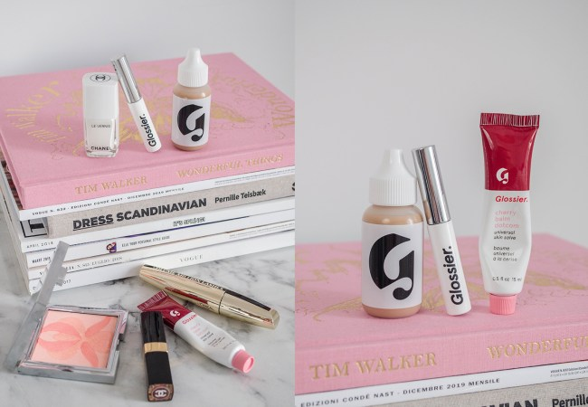 Make up favourites for day & night
