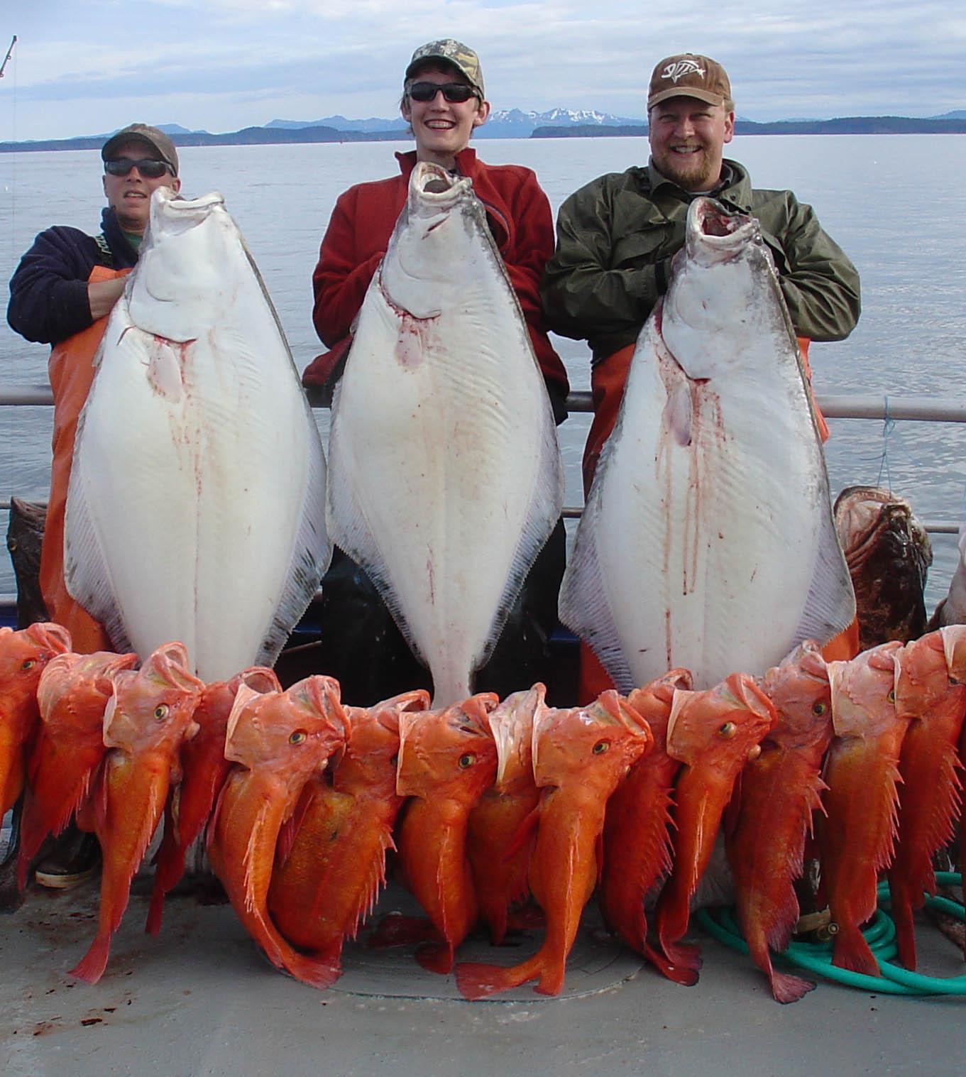 Eco Friendly Halibut Fishing