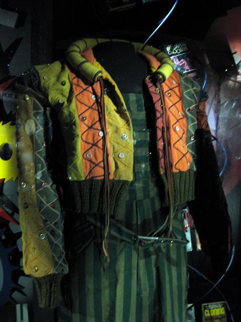 Costume for Sebastian in Blade Runner