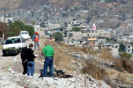 Los altos índices de violencia y falta de servicios caracterizan este municipio.