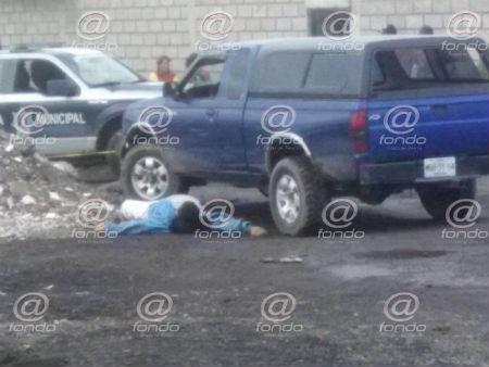 La esposa resultó herida durante el ataque.