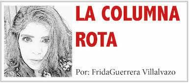 LA COLUMNA ROTA: Carta de Sacrisanta a mamá de Evelyn, niña de 10 años violada y asesinada en Naucalpan