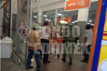 Elementos del Ejército Mexicano tuvieron que intervenir tras el saqueo