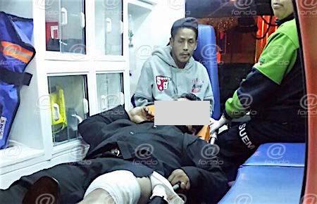 Guardia armado dispara por error a dos jóvenes; pensó que eran asaltantes