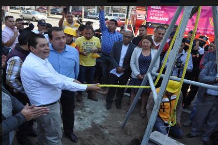 Construirán nueva estación de bomberos en Neza