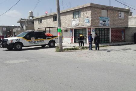 FEMINICIDIO #30: Disparan contra una mujer que atendía una papelería en Toluca