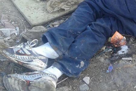 Abandonan el cuerpo de un joven asesinado a golpes en Chicoloapan