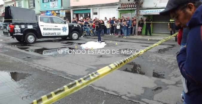 Ejecutan en Ecatepec a un hombre que acababa de regresar de EU
