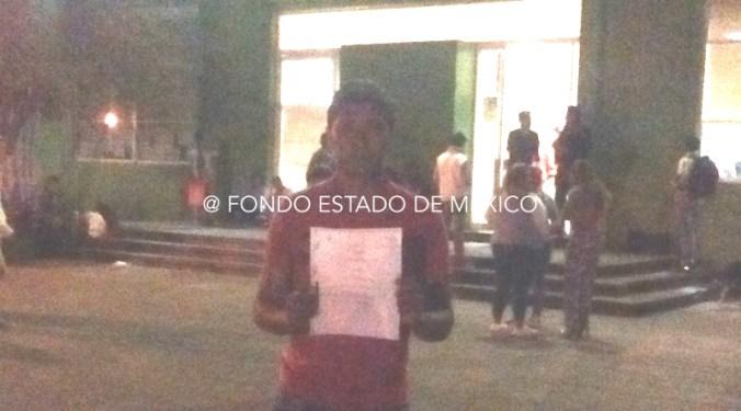 VIDEO: Se entrega a la justicia hombre que arrolló intencionalmente a mujer en Ecatepec