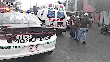 Intentan linchar a un asaltante vecinos de Los Reyes La Paz