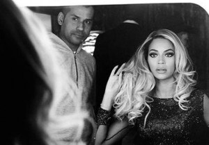 Neal Farinah and Beyonce