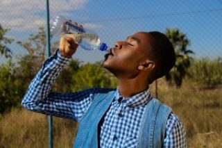 How to lose weight - Drink lots of water