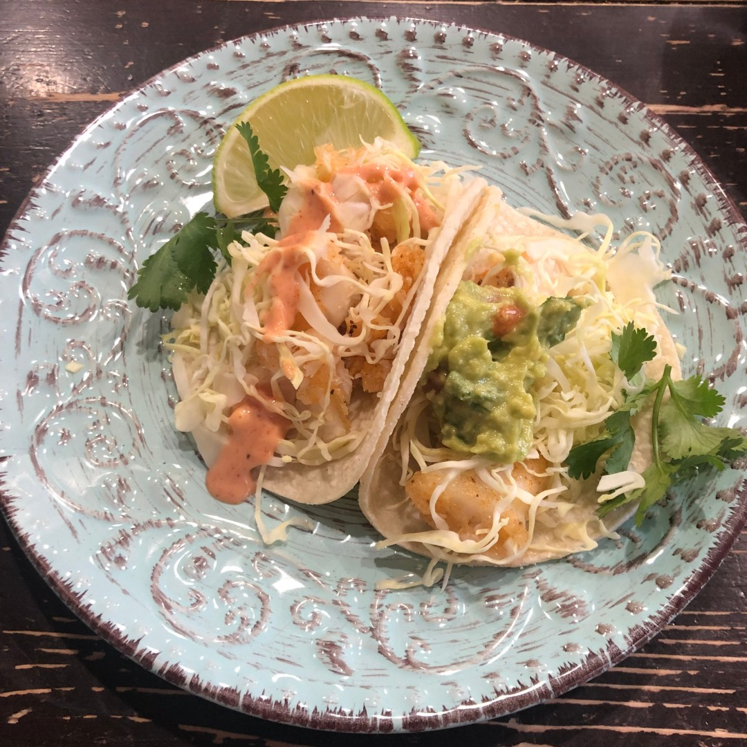 Simple & Delicious Fish Tacos (GF too)