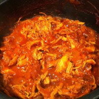 Smoky Chipotle Chicken for Tacos, Tostadas, Burritos, Enchiladas....