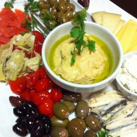 Antipasti Platter for a Meal or a Party
