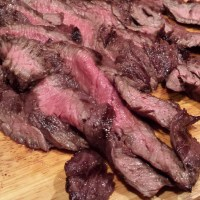 Marinated Skirt Steak Fajitas