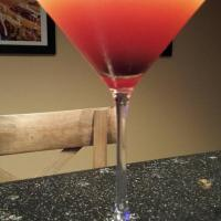 Clifton Sunset Martini