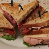 Clifton Club Sandwich