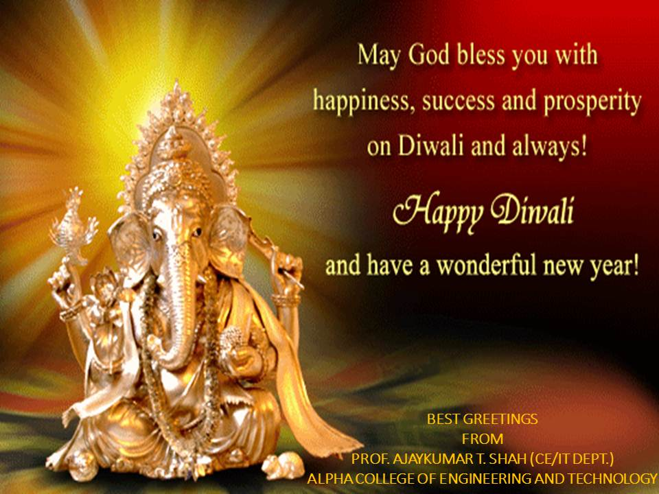diwali happy new year