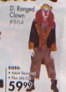 d-ranged clown